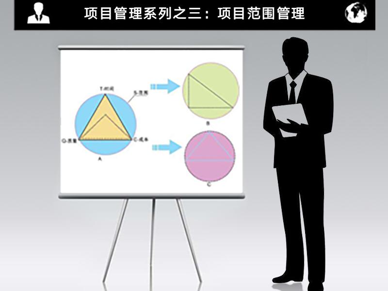 项目管理系列之三:项目范围管理