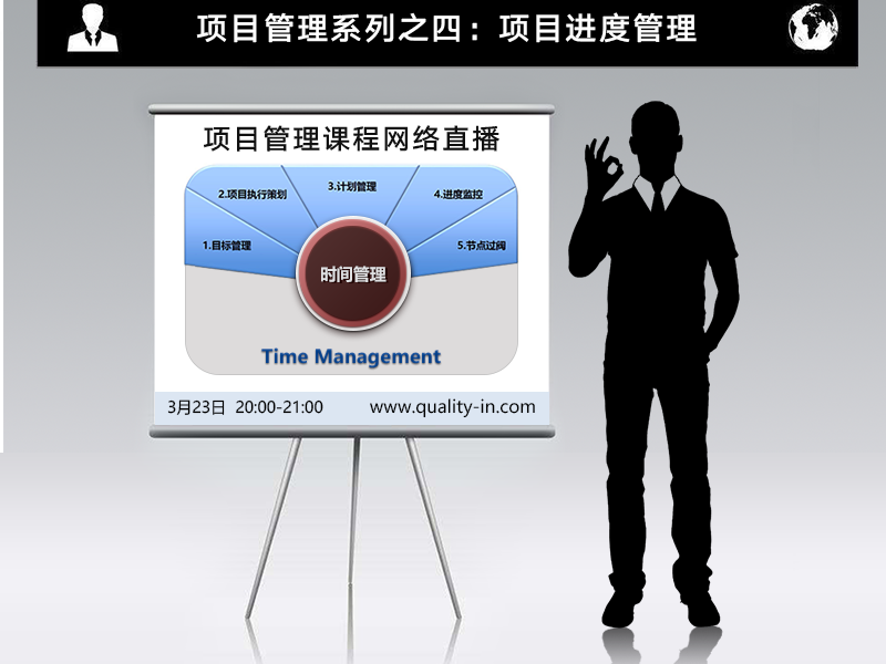 项目管理系列之四:项目进度管理